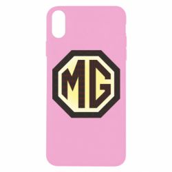 Чохол для iPhone Xs Max MG Cars Logo - FatLine