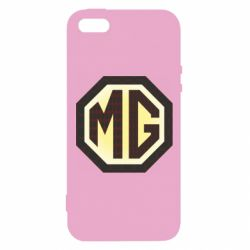 Чохол для iphone 5/5S/SE MG Cars Logo - FatLine