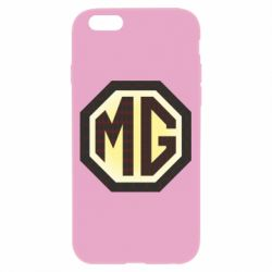 Чохол для iPhone 6/6S MG Cars Logo - FatLine