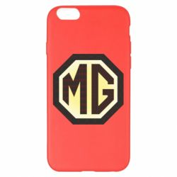 Чохол для iPhone 6 Plus/6S Plus MG Cars Logo - FatLine