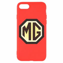 Чохол для iPhone 7 MG Cars Logo - FatLine