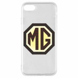 Чохол для iPhone 8 MG Cars Logo - FatLine