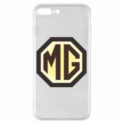 Чохол для iPhone 8 Plus MG Cars Logo - FatLine