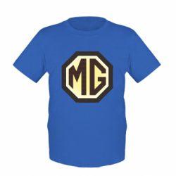 Детская футболка MG Cars Logo - FatLine