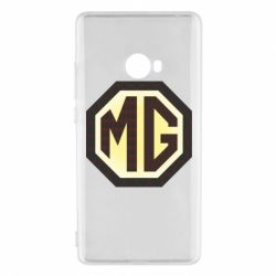 Чохол для Xiaomi Mi Note 2 MG Cars Logo - FatLine