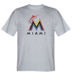 Футболка Miami Marlins
