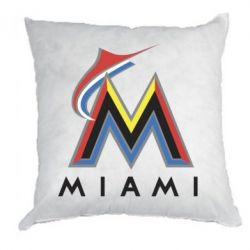 Подушка Miami Marlins - FatLine