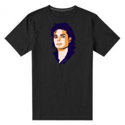 Чоловіча стрейчева футболка Michael Jackson Graphics Cubism