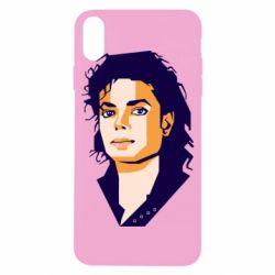 Чохол для iPhone X/Xs Michael Jackson Graphics Cubism