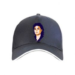 Кепка Michael Jackson Graphics Cubism