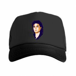 Кепка-тракер Michael Jackson Graphics Cubism