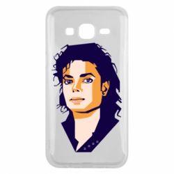 Чохол для Samsung J5 2015 Michael Jackson Graphics Cubism