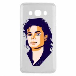 Чохол для Samsung J5 2016 Michael Jackson Graphics Cubism
