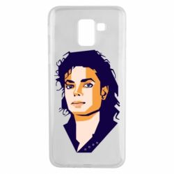 Чохол для Samsung J6 Michael Jackson Graphics Cubism