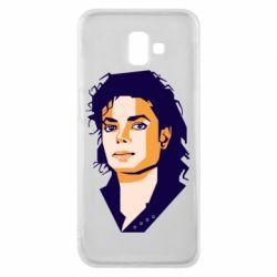 Чохол для Samsung J6 Plus 2018 Michael Jackson Graphics Cubism