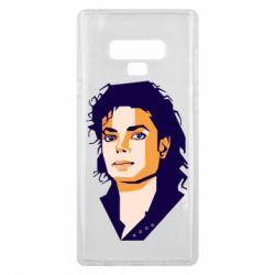Чохол для Samsung Note 9 Michael Jackson Graphics Cubism