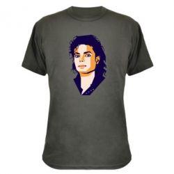 Камуфляжна футболка Michael Jackson Graphics Cubism