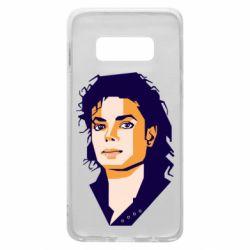 Чохол для Samsung S10e Michael Jackson Graphics Cubism