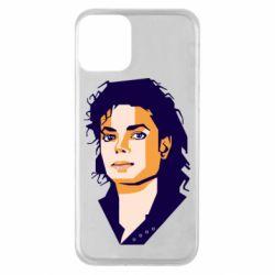 Чохол для iPhone 11 Michael Jackson Graphics Cubism