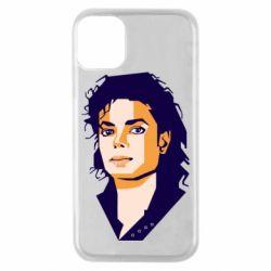 Чохол для iPhone 11 Pro Michael Jackson Graphics Cubism