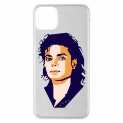 Чохол для iPhone 11 Pro Max Michael Jackson Graphics Cubism