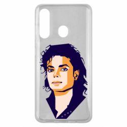 Чохол для Samsung M40 Michael Jackson Graphics Cubism