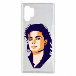 Чохол для Samsung Note 10 Plus Michael Jackson Graphics Cubism