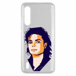 Чехол для Xiaomi Mi9 Lite Michael Jackson Graphics Cubism