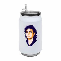 Термобанка 350ml Michael Jackson Graphics Cubism
