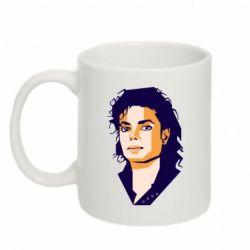 Кружка 320ml Michael Jackson Graphics Cubism