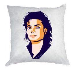 Подушка Michael Jackson Graphics Cubism