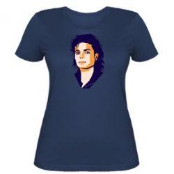 Жіноча футболка Michael Jackson Graphics Cubism