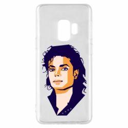 Чохол для Samsung S9 Michael Jackson Graphics Cubism