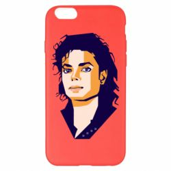 Чохол для iPhone 6 Plus/6S Plus Michael Jackson Graphics Cubism