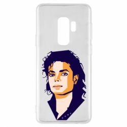 Чохол для Samsung S9+ Michael Jackson Graphics Cubism