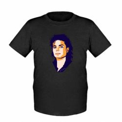 Дитяча футболка Michael Jackson Graphics Cubism