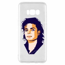 Чохол для Samsung S8 Michael Jackson Graphics Cubism