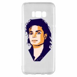 Чохол для Samsung S8+ Michael Jackson Graphics Cubism