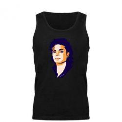 Майка чоловіча Michael Jackson Graphics Cubism