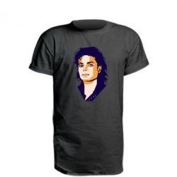 Подовжена футболка Michael Jackson Graphics Cubism