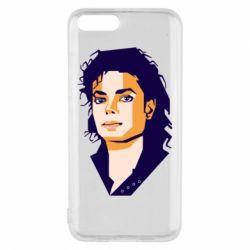 Чехол для Xiaomi Mi6 Michael Jackson Graphics Cubism