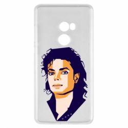 Чехол для Xiaomi Mi Mix 2 Michael Jackson Graphics Cubism