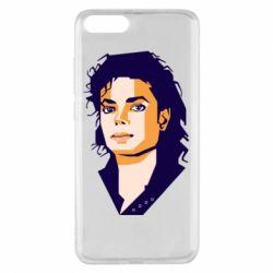 Чехол для Xiaomi Mi Note 3 Michael Jackson Graphics Cubism