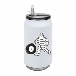 Термобанка 350ml MICHELIN