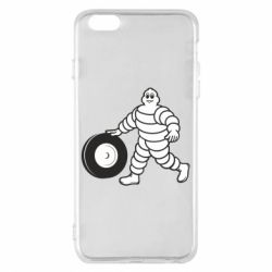 Чехол для iPhone 6 Plus/6S Plus MICHELIN - FatLine