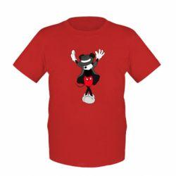 Детская футболка Mickey Jackson