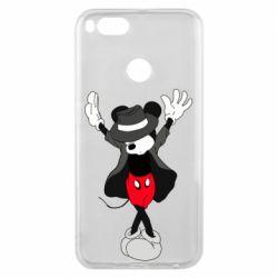 Чехол для Xiaomi Mi A1 Mickey Jackson