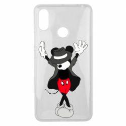Чехол для Xiaomi Mi Max 3 Mickey Jackson