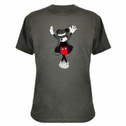 Камуфляжная футболка Mickey Jackson
