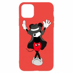 Чехол для iPhone 11 Pro Mickey Jackson